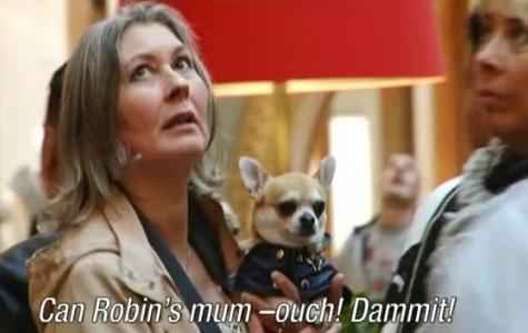 Robin'in annesi aranıyor! – Education Helpline