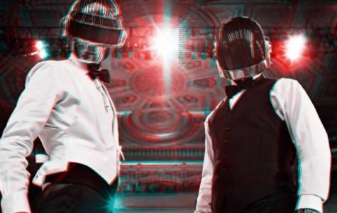 3 boyutlu Daft Punk, Dazed and Confused dergisinde…