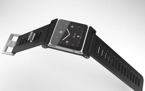 LunaTik iPod Nano Saatleri