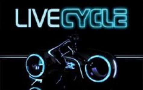 lokasyon bazlı 'ilk' mobil oyun: TRON LiveCycle