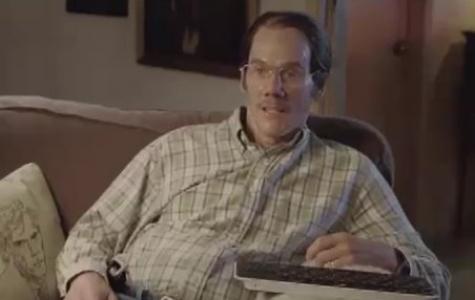 Kevin Bacon'ın en büyük hayranı – Logitech Revue