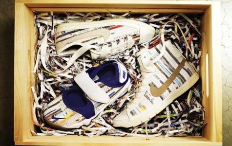Nike'dan çevreci ayakkabı serisi 'Magazin Ayakkabılar'