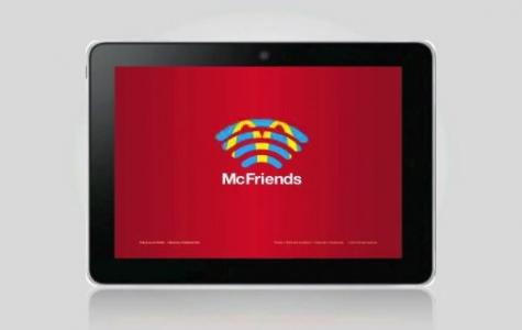 McFriends:  McDonald's'ta canı sıkılana arkadaş