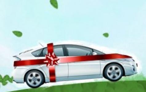 Avea'dan e-faturaya geçene Toyota Prius