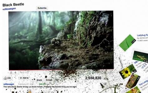 VW Black Beetle – YouTube elegeçirme