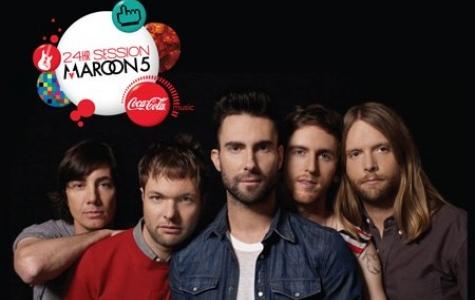 Yeni Maroon 5 şarkısını Hep Birlikte Yapıyoruz