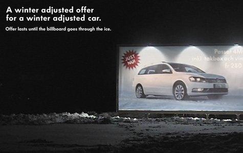 Volkswagen Passat: Buz eriyene kadar özel fiyat kampanyası