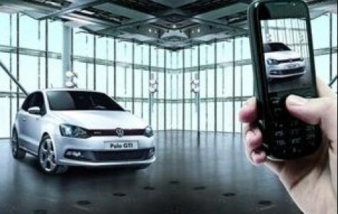 VW Türkiye'den Foursquare Kampanyası