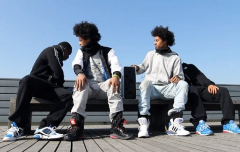 adidas Megalizer – kendini müziğini yaratan ayakkabı