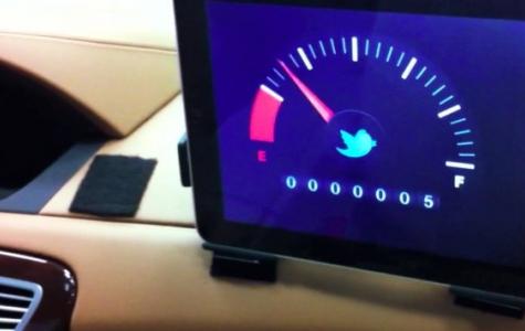 Mercedes-Benz, Tweet ile sürülebilen araba yarışması (Tweet Race)