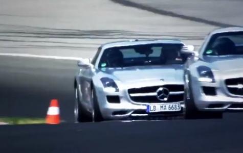 Bilgisayar Koltuğundan Mercedes-Benz SLS AMG Koltuğuna