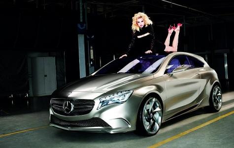 Mercedes-Benz de Terry ile çalışanlar kervanında