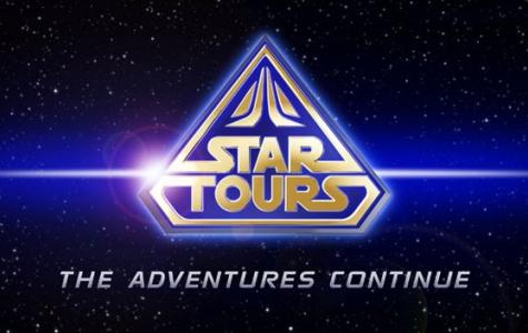 Disneyland'den Star Tours