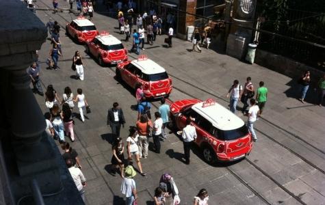 İstiklal Caddesi alternatif tramvay: MINItramvay