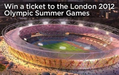 2012 Londra Olimpik Oyunları'na Twitter'dan seyahat kazanma şansı