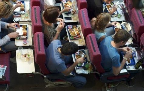 Uçak Yemekleri Restoranı
