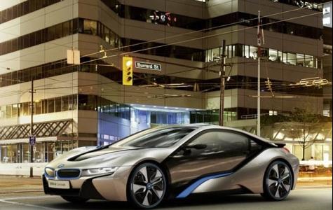 BMW i banner'ı Twitter aramasına yönleniyor