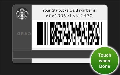 Jonathan'nın Kıyak Yapan Starbucks Kartı