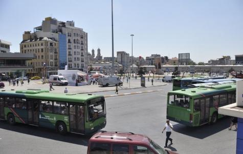 Taksim Meydanı Reklamsızlaştırılma Harekatı