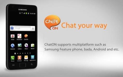 Mesajlaşma Uygulamalarına Samsung da Katıldı: ChatON