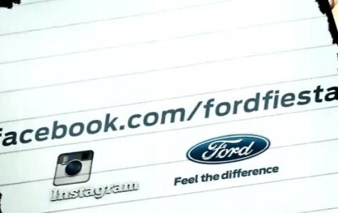 Ford Fiesta'dan Instagram Kampanyası: #Fiestagram