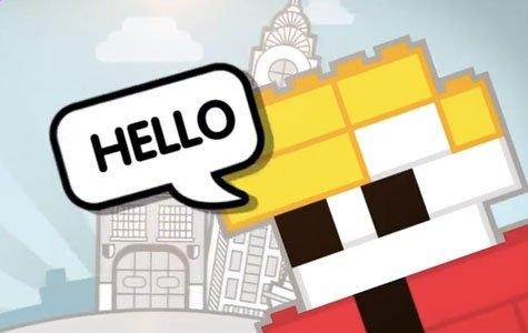 Disney'den sonra, Lego'dan mobil uygulamalı oyuncak: George'un Yaşamı