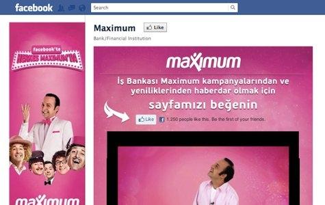 Maximum: Hoşgeldiniz