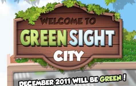 GreenSight City: Daimler AG'den Facebook Oyunu