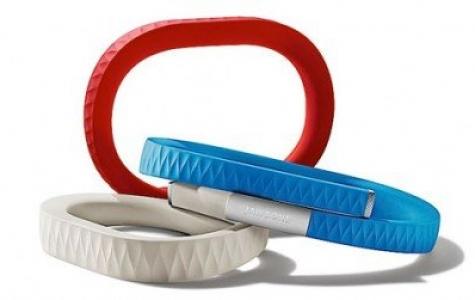 Sağlıklı Yaşam Koçu Bilekliği: Jawbone Up