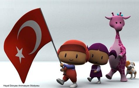 Bir Türk Çizgi Filmi: Pepee