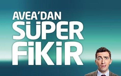 Avea'dan #SuperFikir * Twitter Kampanyası