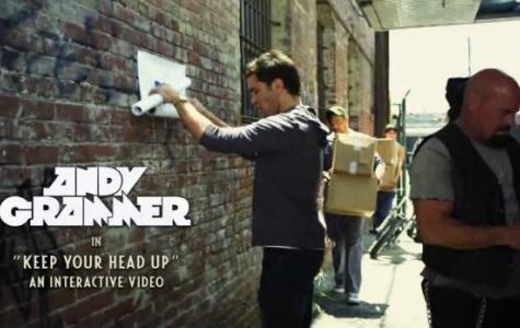 "Andy Grammer ""Keep Your Head Up"" İnteraktif Müzik Videosu"