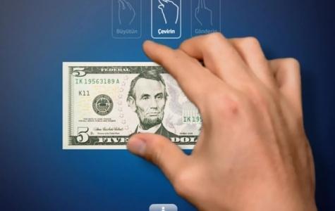 İşPad: LOG Dergisi iPad Reklam Uygulaması