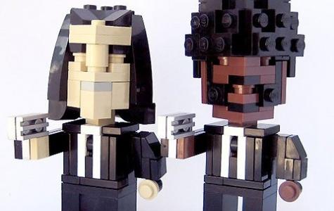 Lego CubeDudes™ Serisi