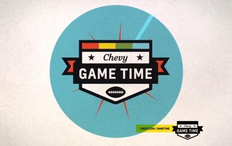 Chevrolet'nin Super Bowl'a Özel Mobil Uygulaması