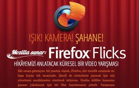 Firefox Flicks – Firefox'tan ödüllü Reklam Yarışması