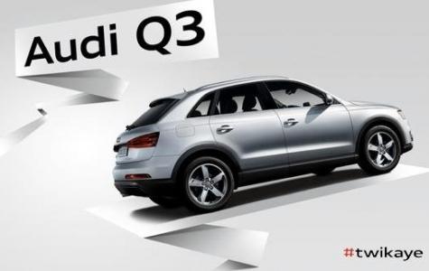 Audi Q3 #twikaye – advertorial