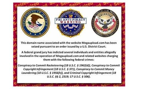 Megaupload kapatıldı, yöneticileri tutuklandı