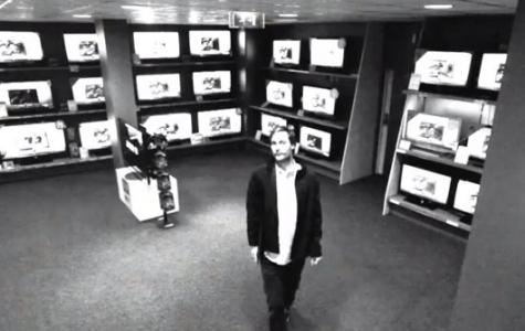 Gizli Kameraya Yakalanan TV Hırsızı