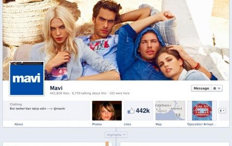 Facebook Zaman Tüneli, Marka Sayfalarında Aktif Oldu