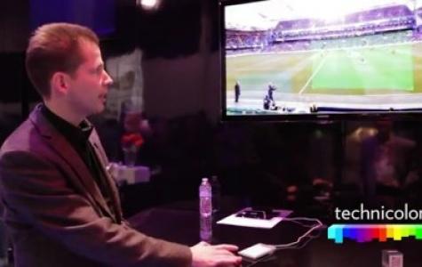 Technicolor TV: Kişiselleştirilmiş Görünüm Teknolojisi