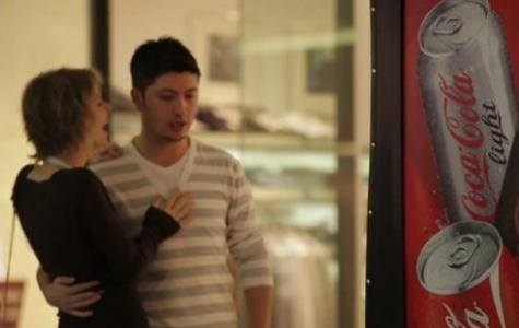Coca-Cola: Sevgililere Özel Kola Otomatı