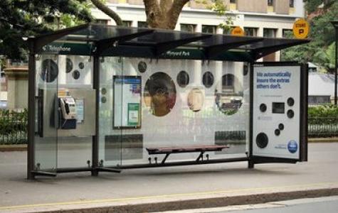 NRMA: Otobüs Durağında İnteraktif Müzik Deneyimi