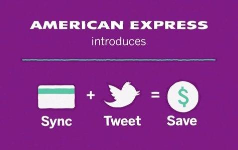 AMEX: Tweet ile İndirim Kazanmak