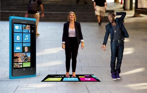 Nokia Lumia: Kinect, Angry Birds ve Arttırılmış Gerçeklik