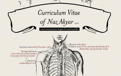 Naz Akyar'ın İnfografik Özgeçmişi