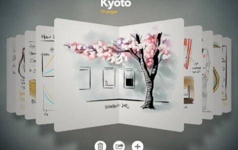 iPad için muhteşem bir çizim uygulaması: Paper