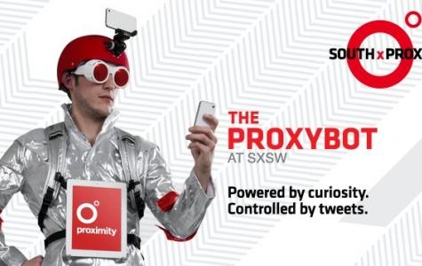 Proxybot ile SXSW'den Çok Uzak Değilsiniz(!)