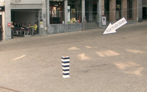 TNT Belçika: Dram Bizim İşimiz