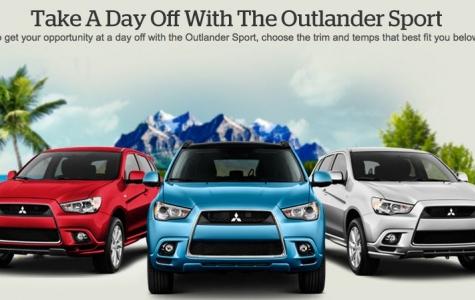 Mitsubishi Temp Drive – İşini Başkasına Bırak, Test Sürüşüne Katıl Kampanyası